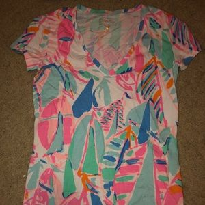 Michele Tee Lilly Pulitzer T-Shirt